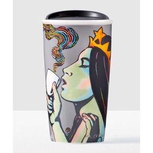 Starbucks Ceramic 2016 Collectors Tumbler